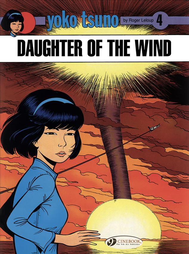 Yoko Tsuno: Daughter of The Wind