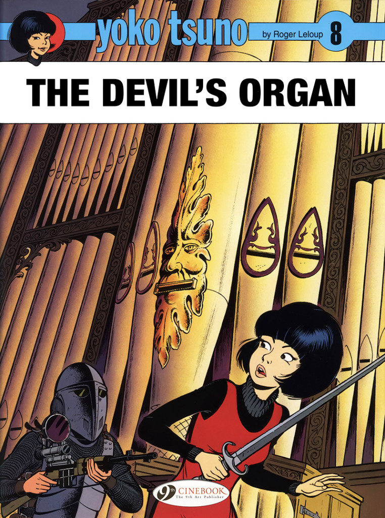 Yoko Tsuno: The Devil's Organ