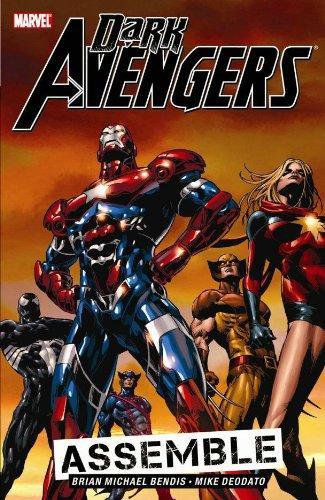 Dark Avengers Assemble