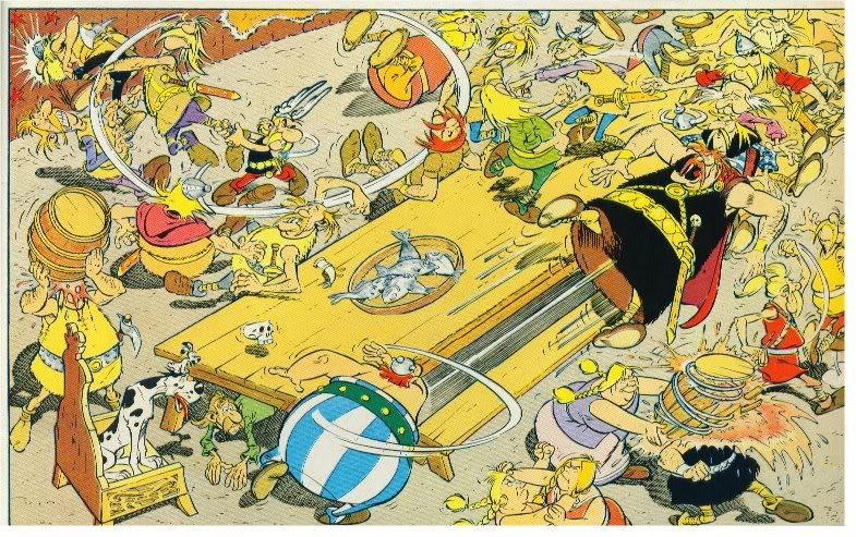 Asterix and the Great Crossing review
