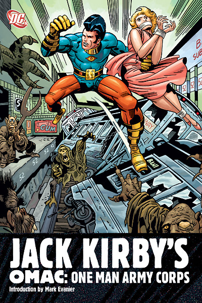 Jack Kirby's Omac: One Man Army Corps