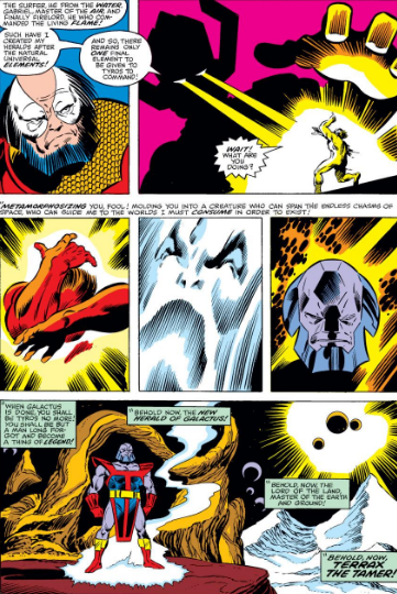 Fantastic Four In Search of Galactus review