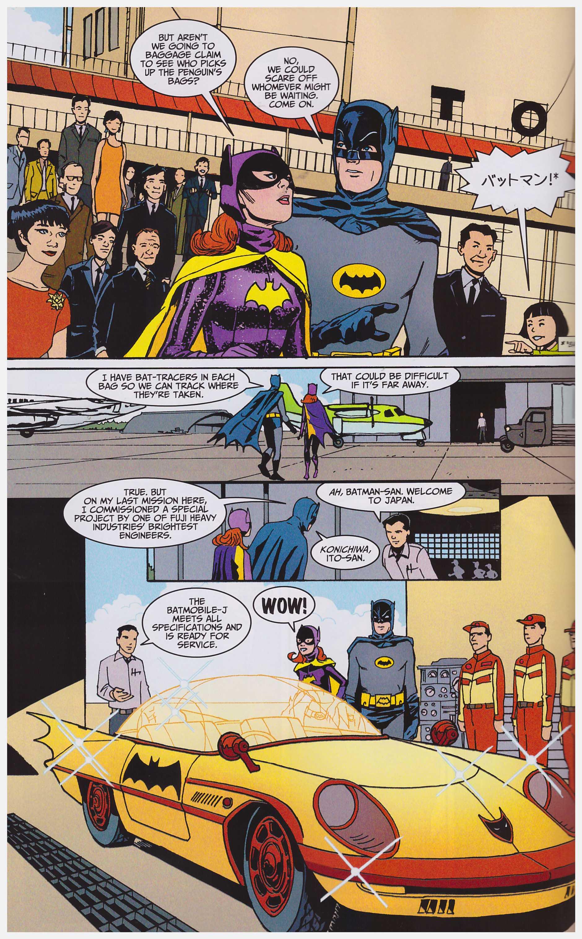 Batman'66 vol 4 review