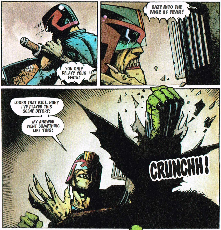 Judge Dredd Complete Case Files 25 review