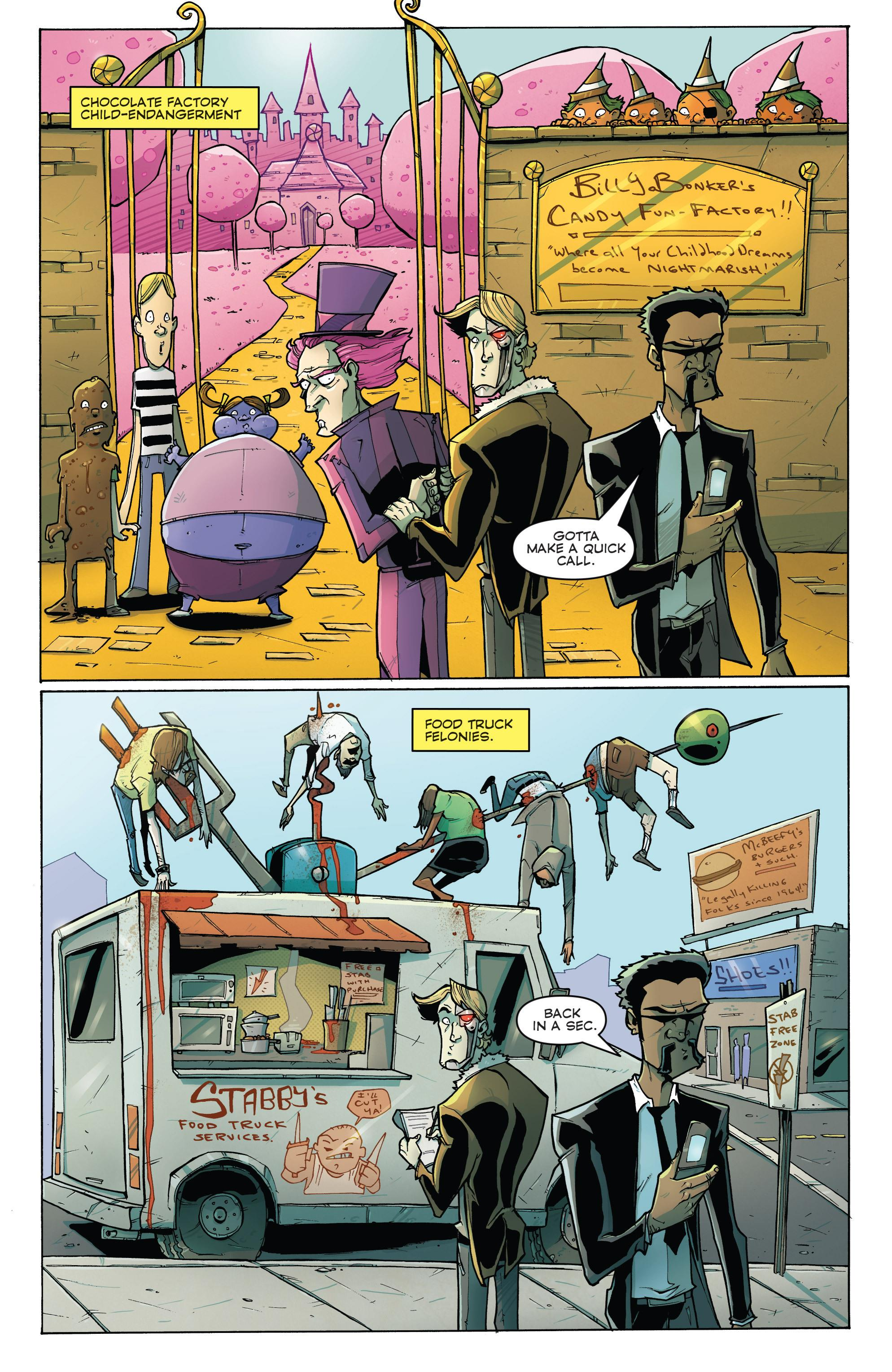 Chew Bad Apples review