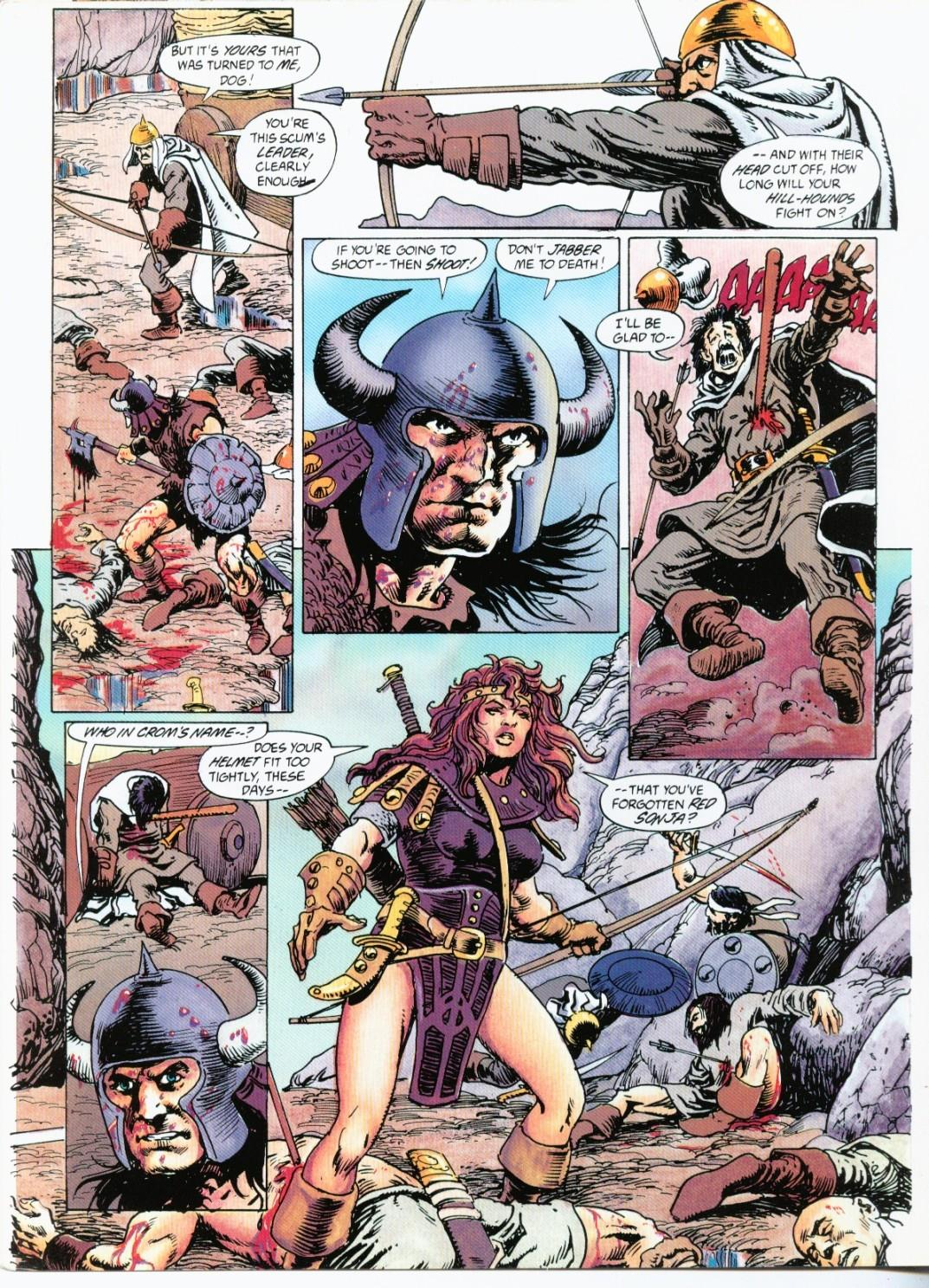 Conan - The Ravagers out of Time review