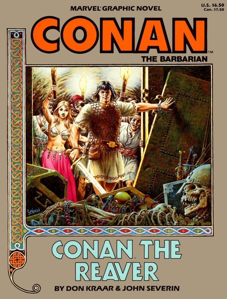 Conan the Barbarian: Conan the Reaver