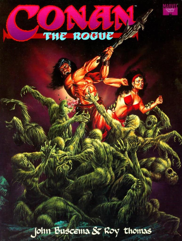 Conan: The Rogue