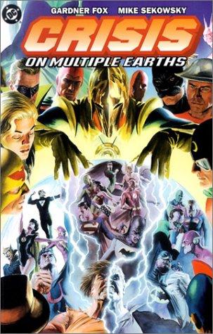 Crisis on Multiple Earths Volume One