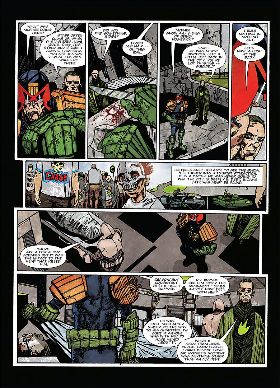 Judge Dredd Dead Zone review