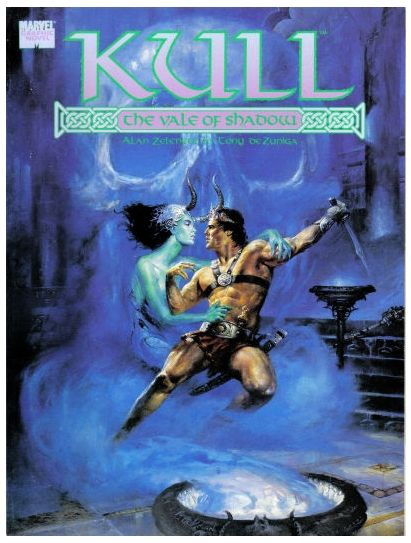 Kull: The Vale of Shadow