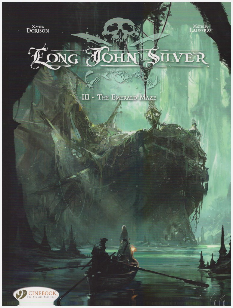Long John Silver III: The Emerald Maze