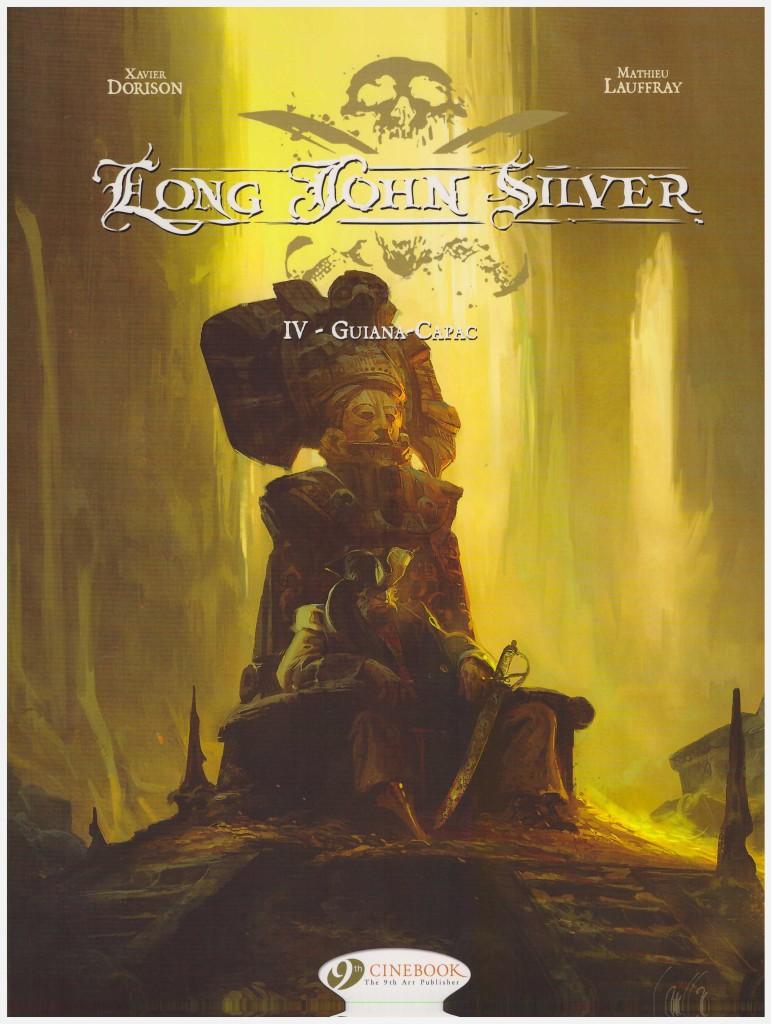 Long John Silver IV: Guiana-Capac