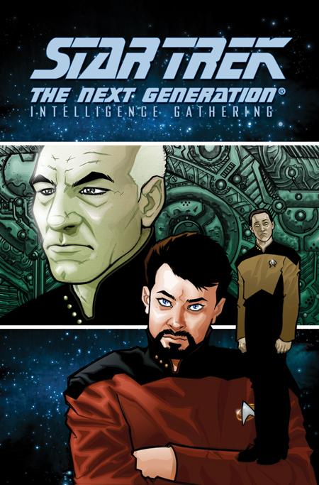 Star Trek – The Next Generation: Intelligence Gathering