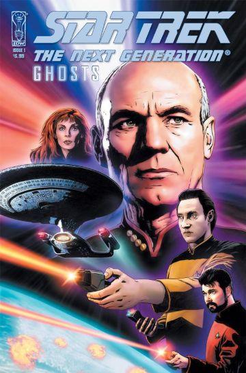 Star Trek – The Next Generation: Ghosts