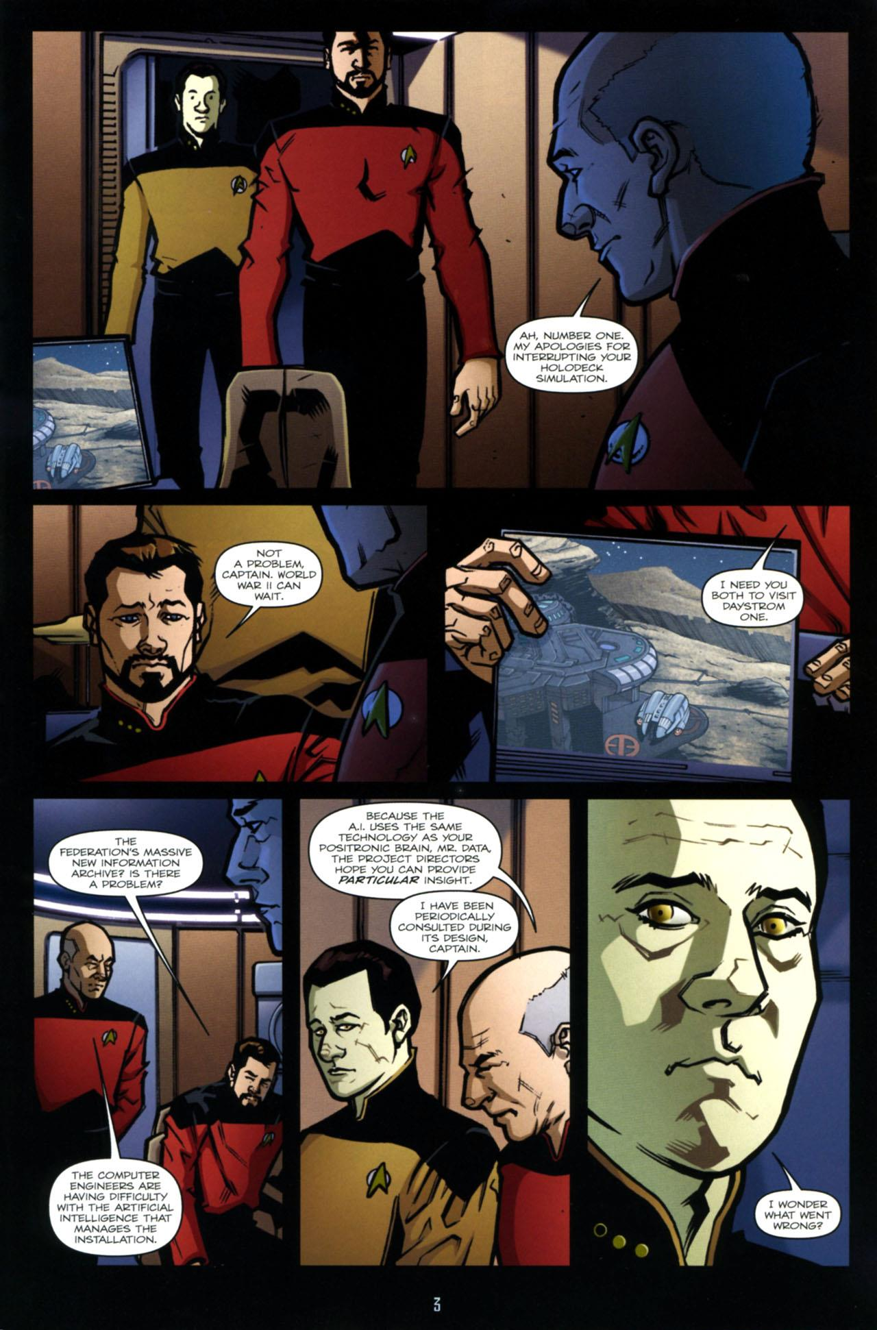 Star Trek Intelligence Gathering review