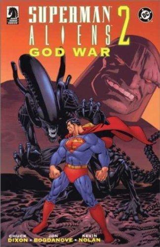 Superman/Aliens 2: Godwar