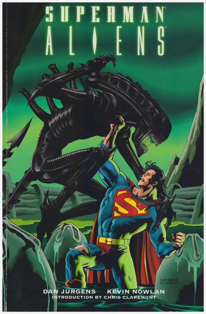 Superman/Aliens