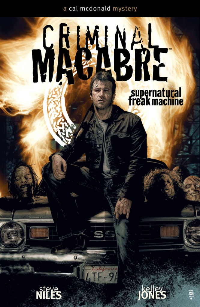 Criminal Macabre: Supernatural Freak Machine
