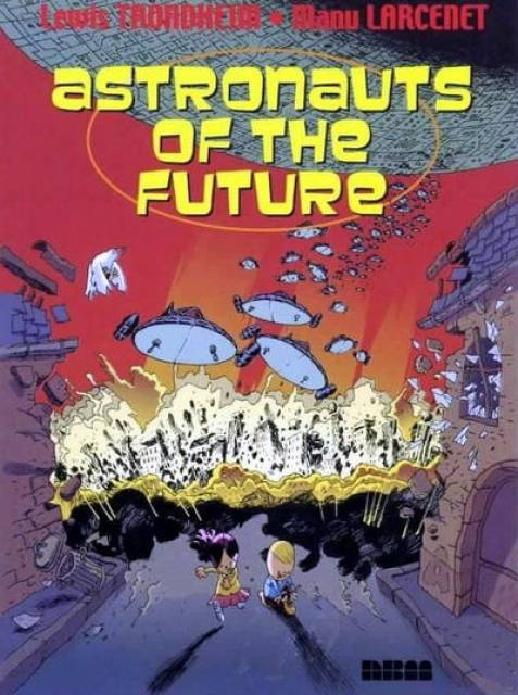 Astronauts of the Future