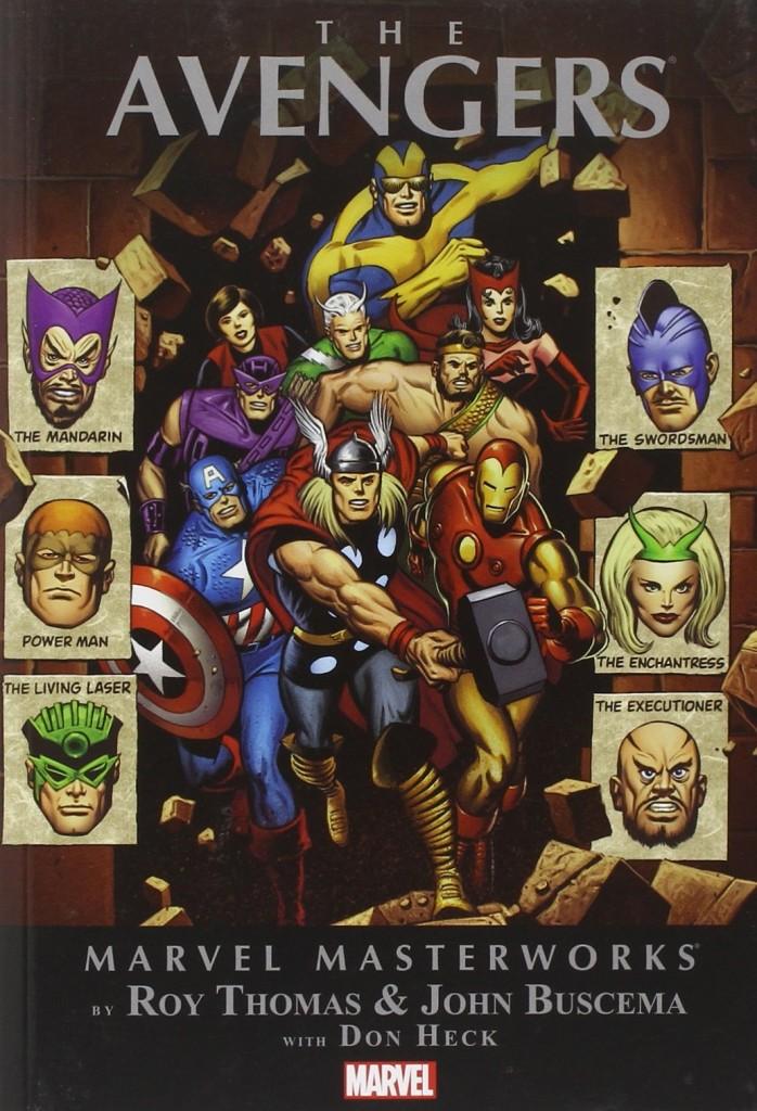 Marvel Masterworks: The Avengers Volume 5