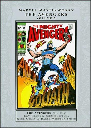 Marvel Masterworks: The Avengers Volume 7