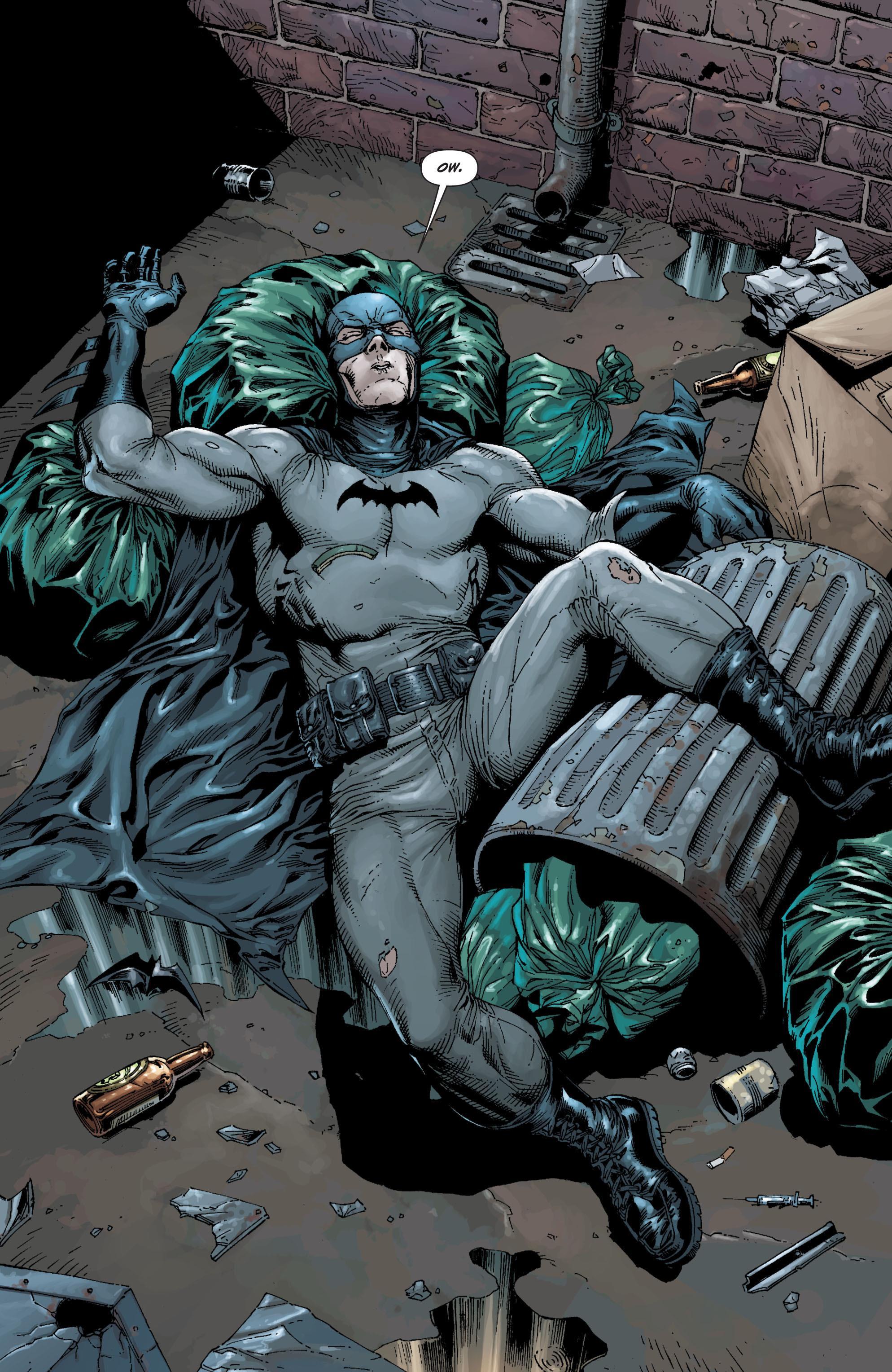 Batman Earth One vol 1 review