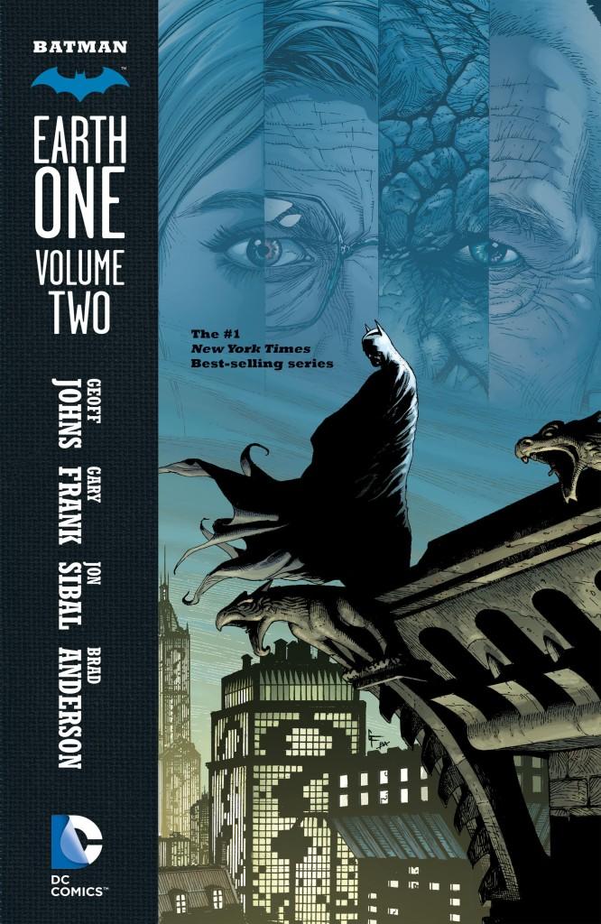 Batman: Earth One Volume Two