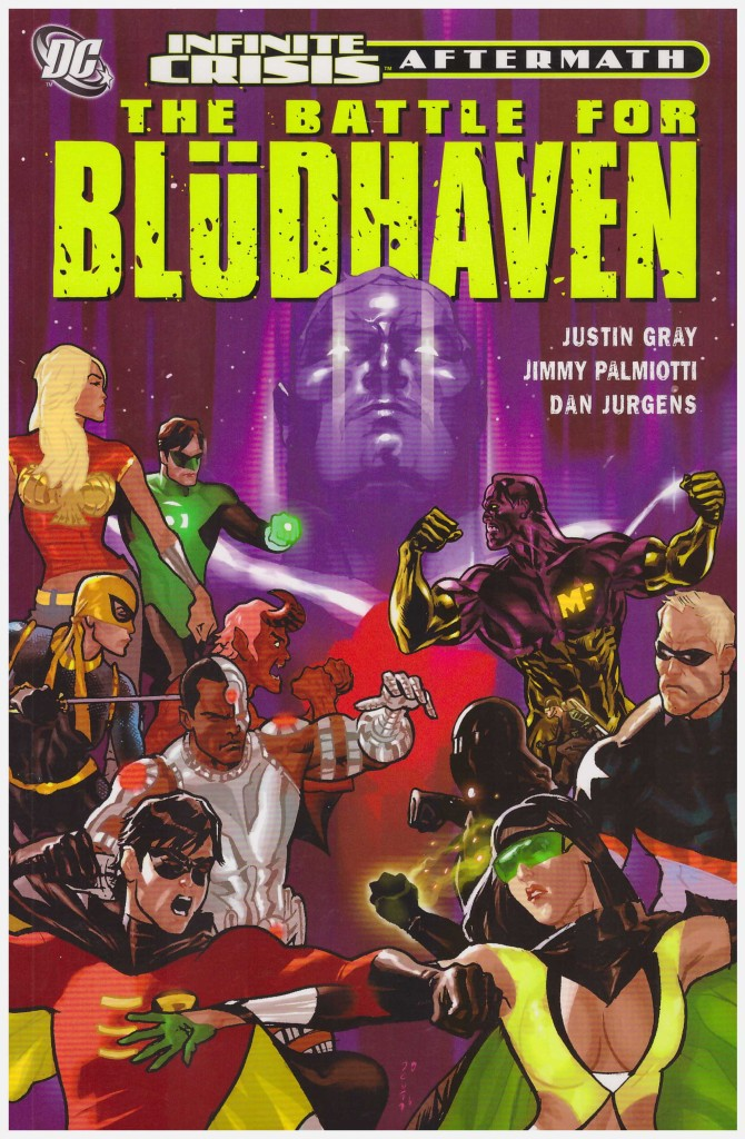 The Battle for Blüdhaven