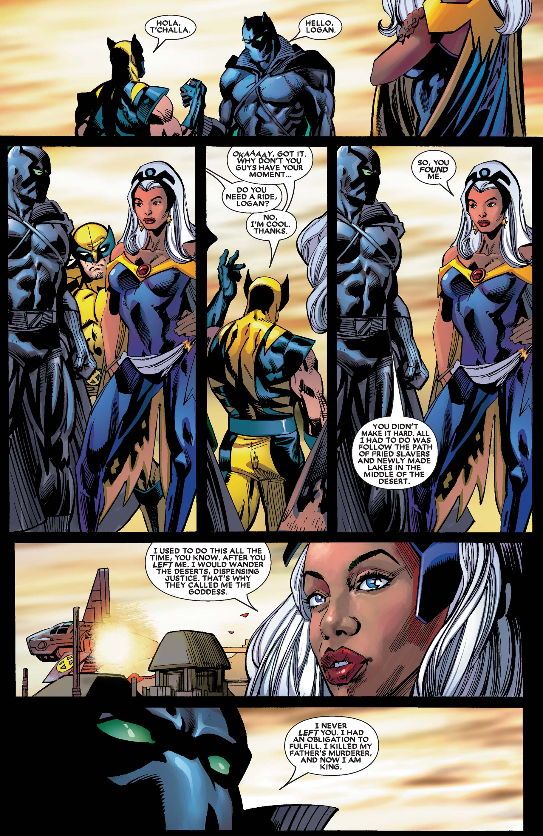 Black Panther The Bride review