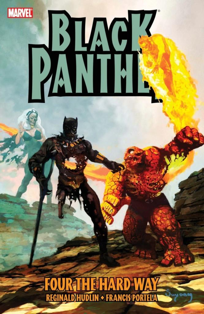 Black Panther: Four the Hard Way