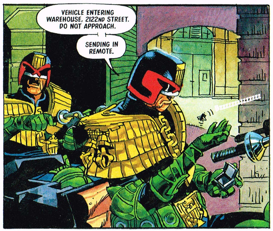 Judge Dredd Complete Case Files 27 review
