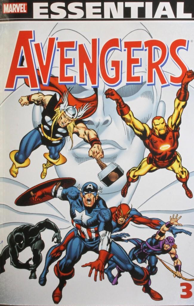 Essential Avengers Volume 3