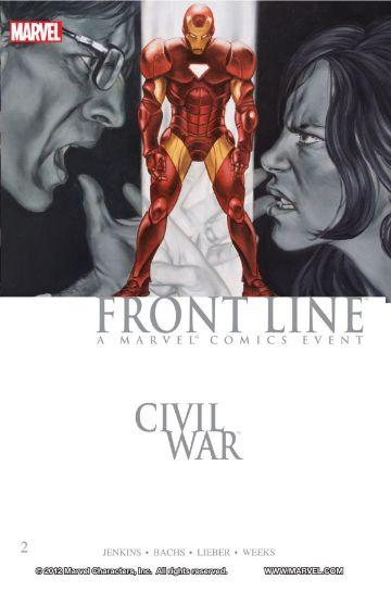 Civil War: Front Line Volume 2
