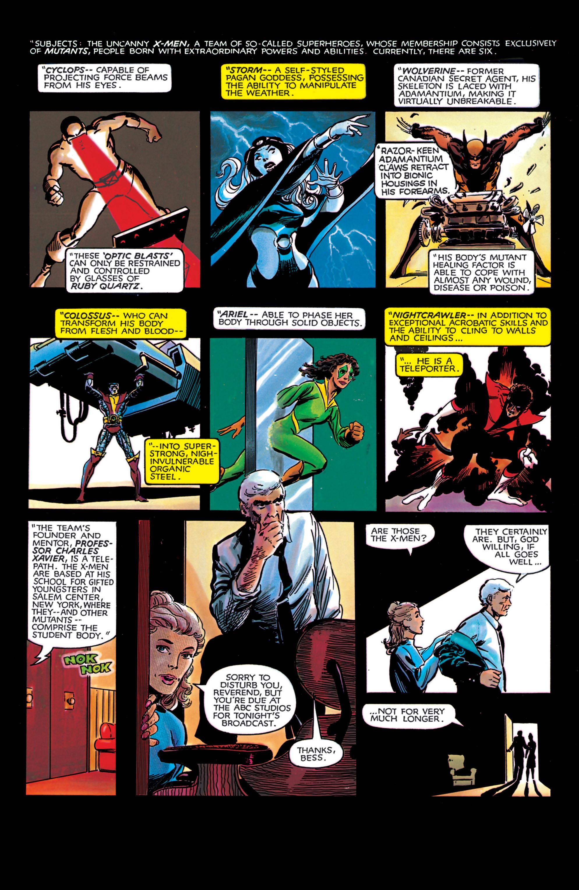 X-Men God Loves, Man Kills review