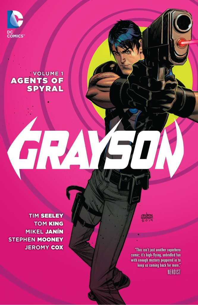 Grayson: Agents of Spyral
