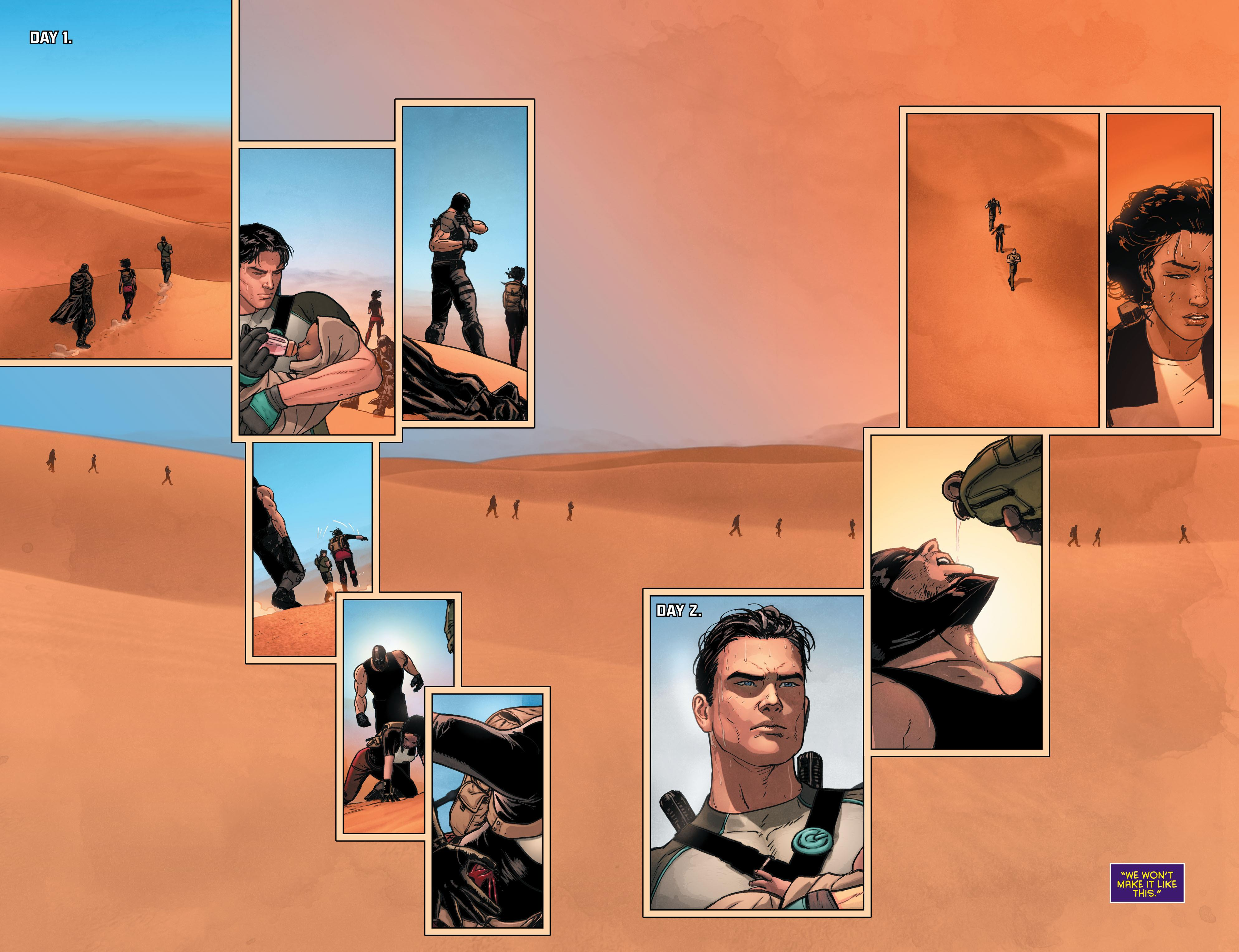 Grayson We All Die at Dawn review