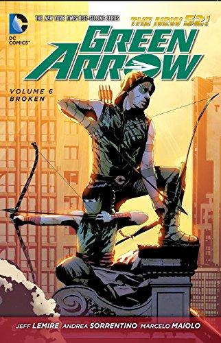 Green Arrow: Broken