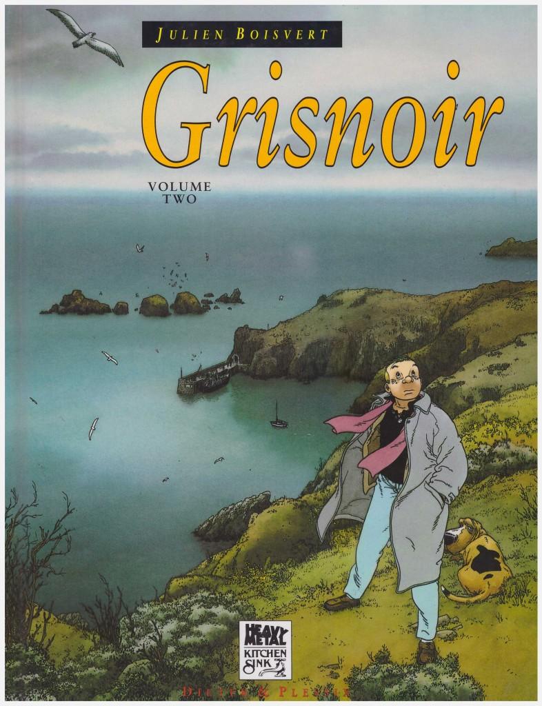 Julien Boisvert: Grisnoir