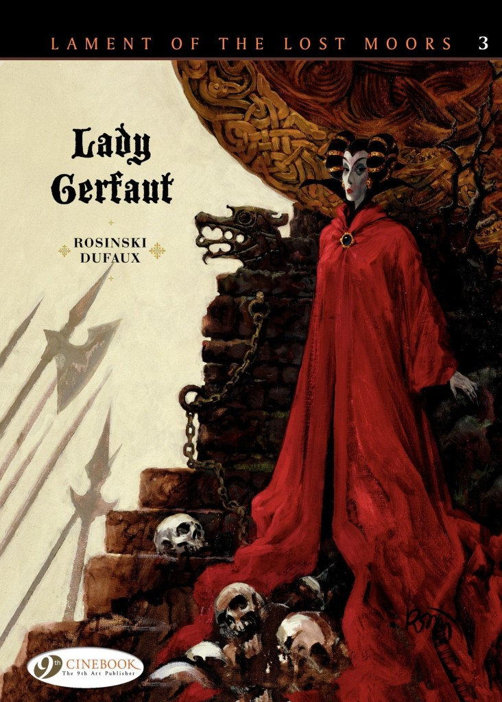 Lament of the Lost Moors: Lady Gerfaut
