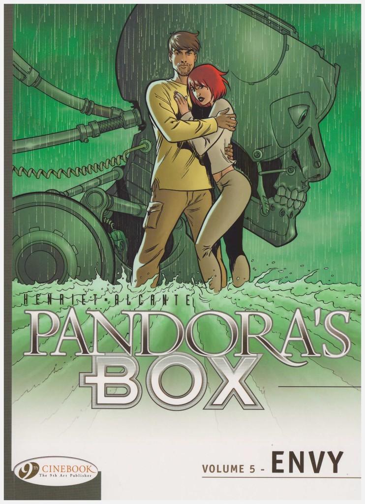 Pandora's Box Volume 5: Envy