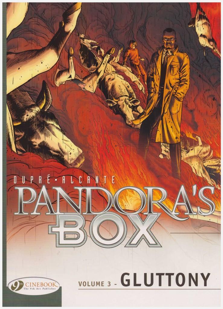 Pandora's Box Volume 3: Gluttony