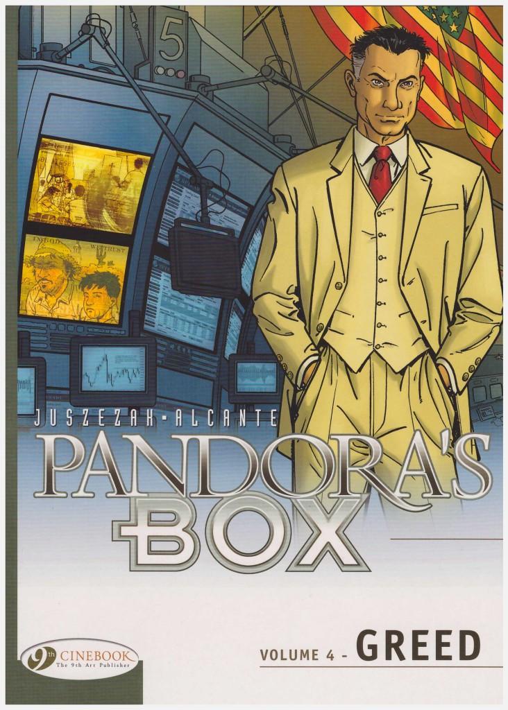 Pandora's Box Volume 4: Greed