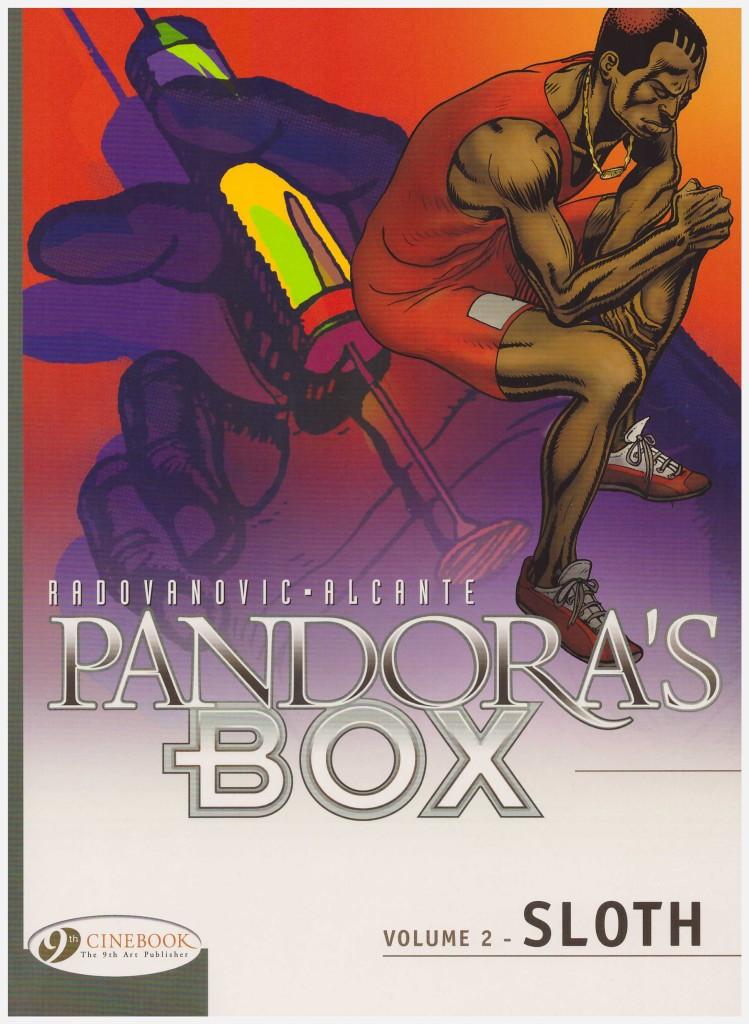 Pandora's Box Volume 2: Sloth