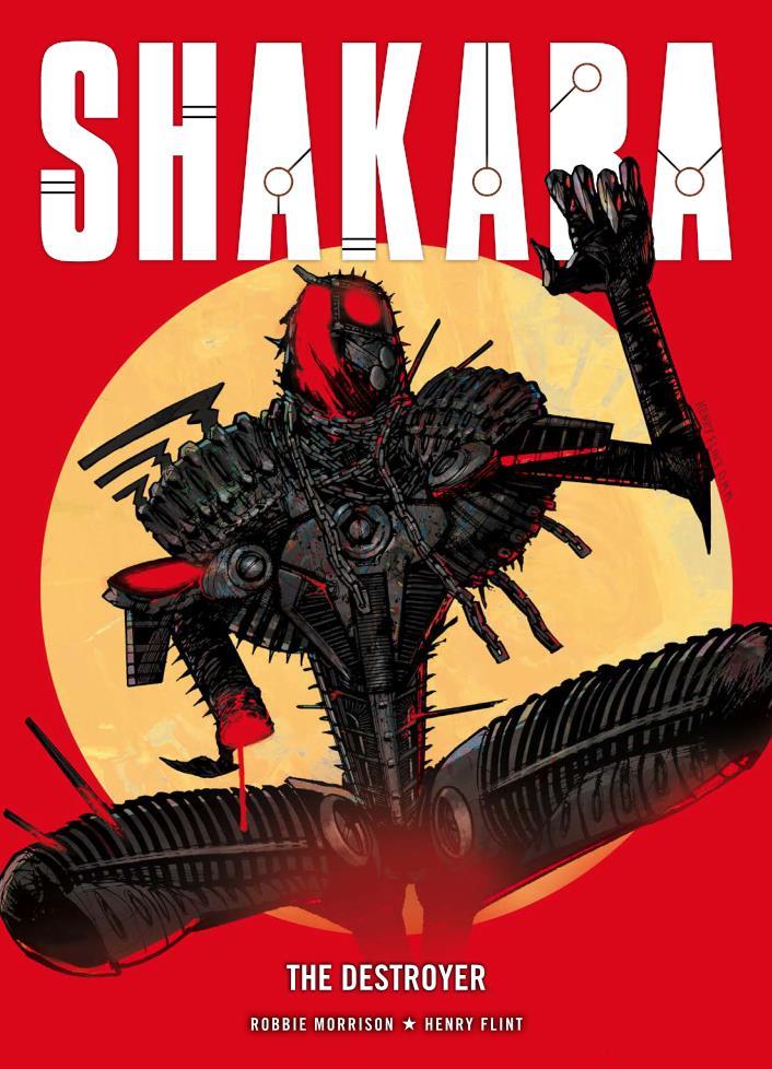 Shakara: The Destroyer