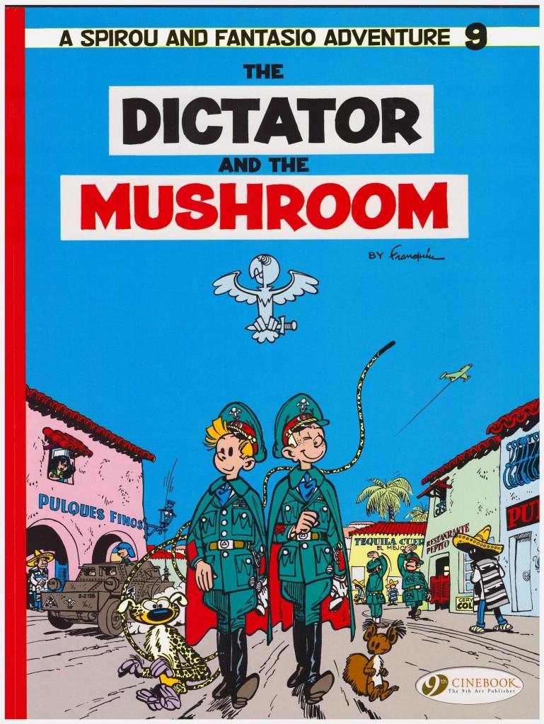 Spirou and Fantasio: The Dictator and the Mushroom