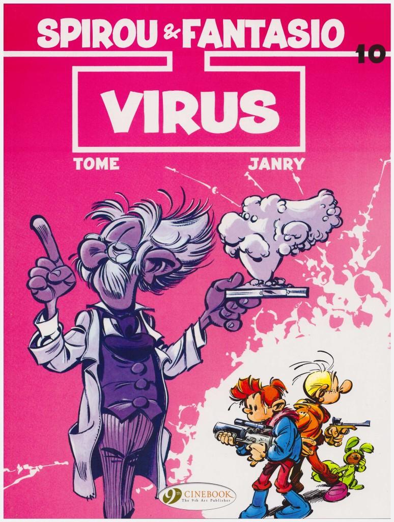 Spirou & Fantasio: Virus