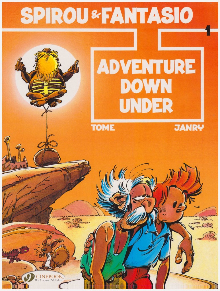 Spirou & Fantasio: Adventure Down Under