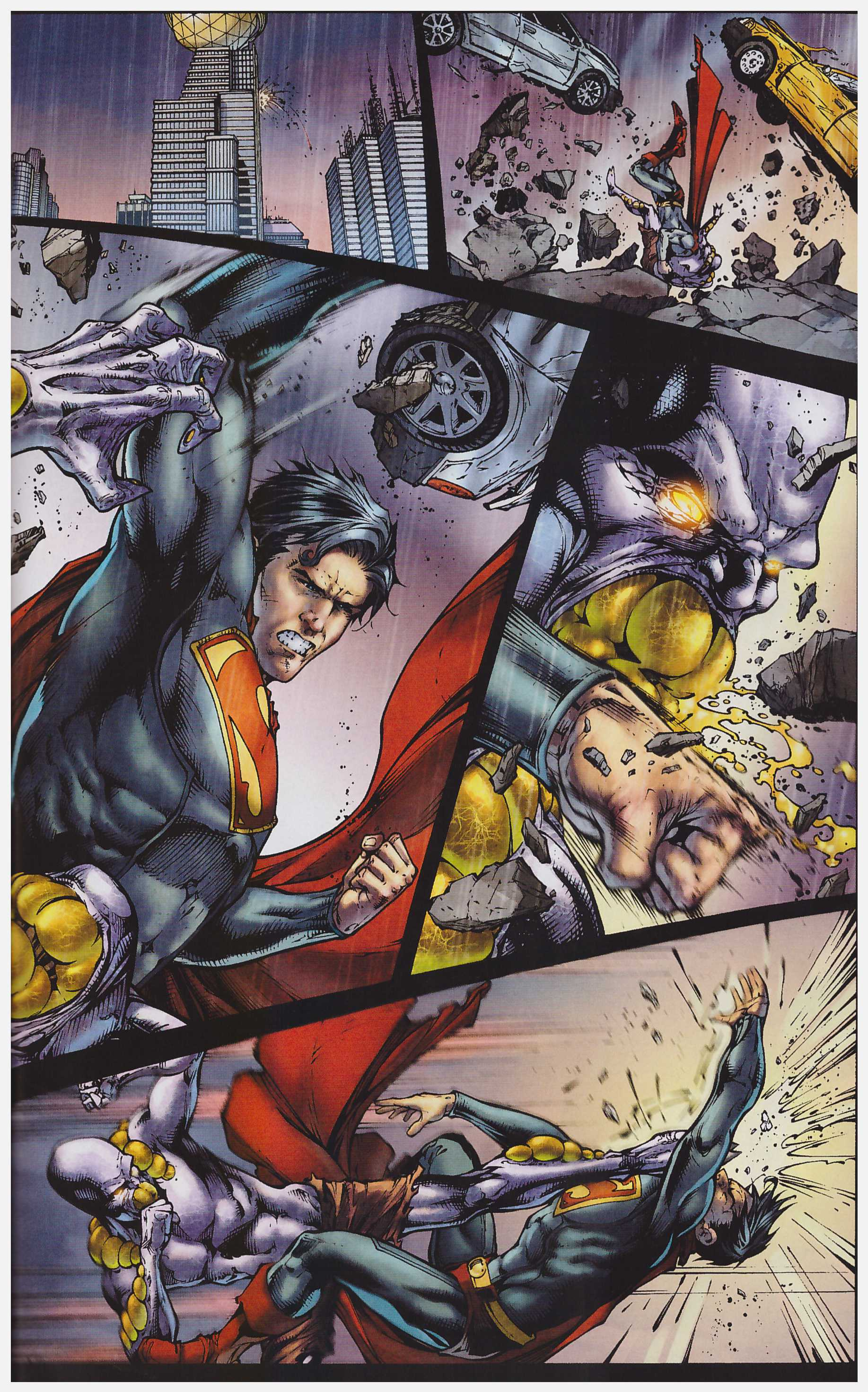 Superman Earth One 1 vol 2 review