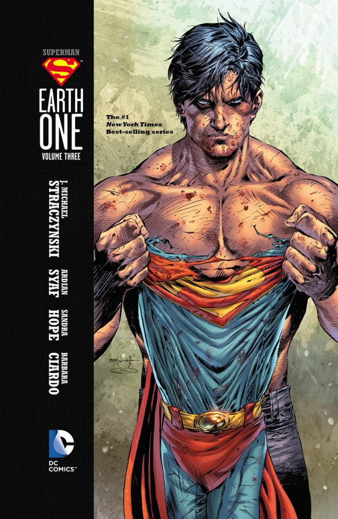 Superman: Earth One Volume Three
